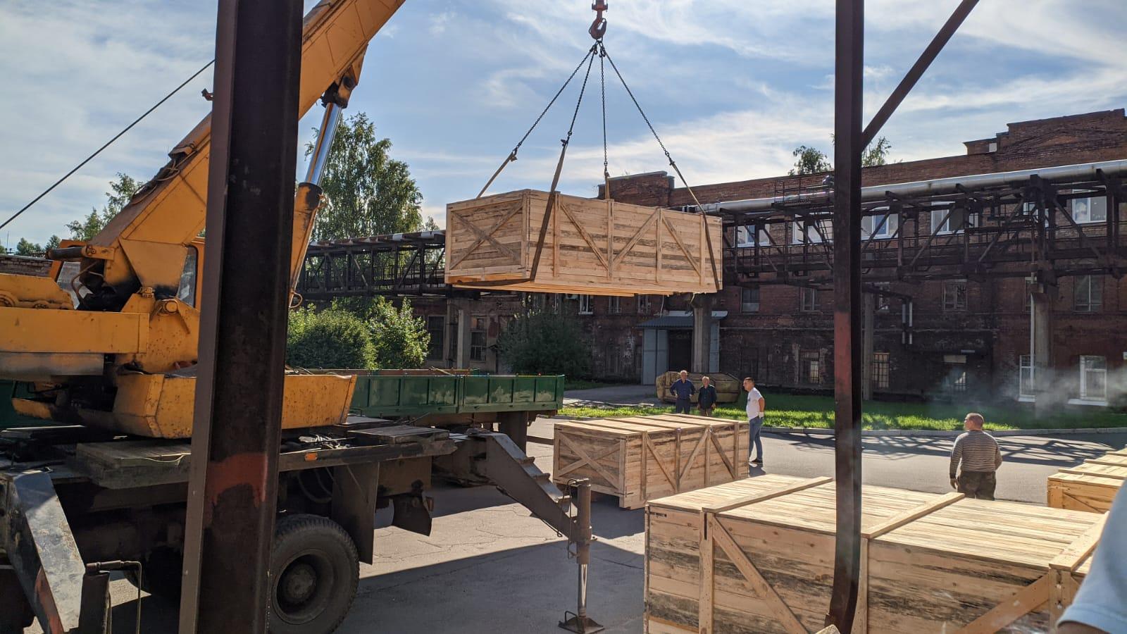 Деревянная тара по ценам от производителя
