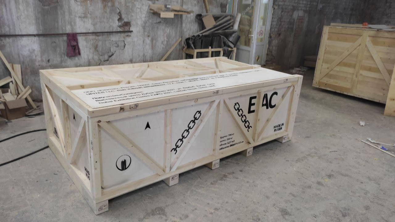 ящики из дерева для перевозки грузов